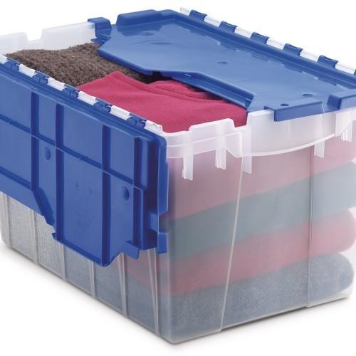 plástico 12 gal. c/tapa